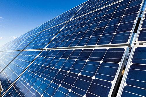光伏发电可研报告介绍:光伏组件安装的注意事项